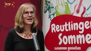 """RestaRT - Sommerprogramm """"Reutlinger Sommer"""" vorgestellt"""