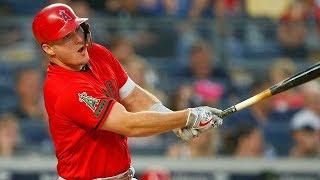 Mike Trout | 2018 Home Runs ᴴᴰ