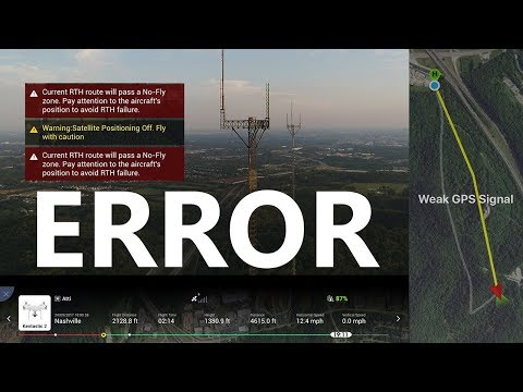 Getting TOO CLOSE to the wrong tower - KEN HERON