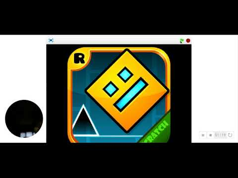 Geometry Dash V1.5 Levels 7-8 On Scratch