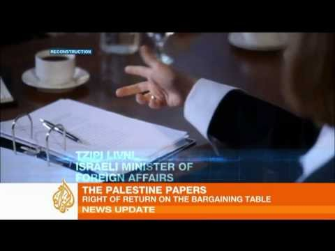 The Palestine Papers: Refugees' right of return on bargaining table