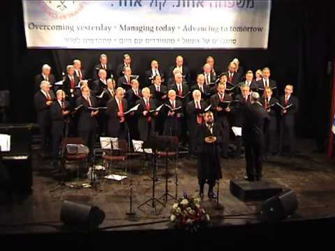 Retzey - Ramatayim Choir and Chazan Yitzchak Meir Helfgot
