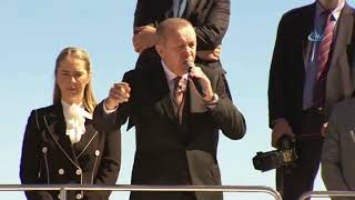 """Cumhurbaşkanı Erdoğan: """"Müjde Bekliyoruz"""""""