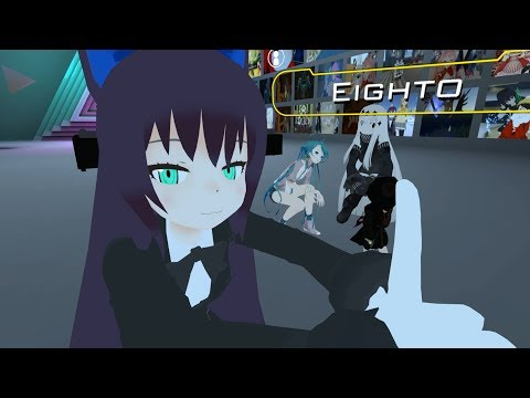 VRChat   Tea the White Cancer Mage, Chocobo Hoppou, Eighto explain how to be a lolicon, Bugged seats