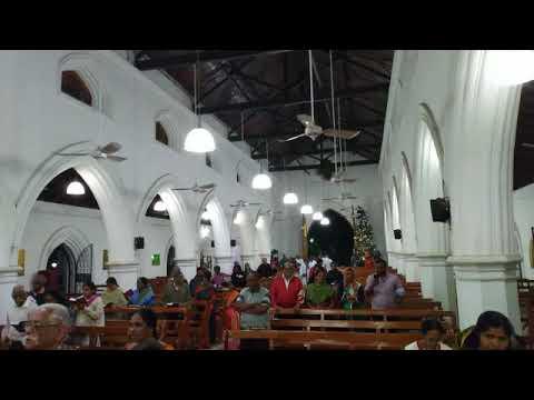 O Come all ye faithful, CSI All Saints Church, Trimulgherry, Secunderabad Christmas Carols 2018