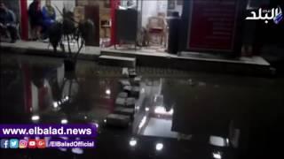 بالفيديو والصور..بعد أسبوع 'حلوة يابلدي' شوارع بني سويف ترفع  شعارا معاكسا