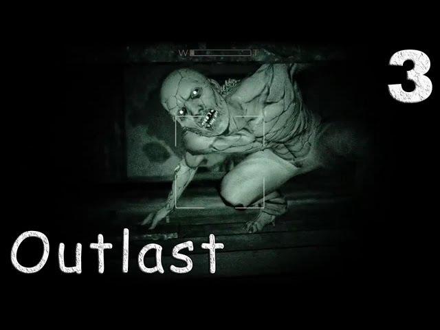 Смотреть прохождение игры Outlast. Серия 3 - Им нужна моя печень.