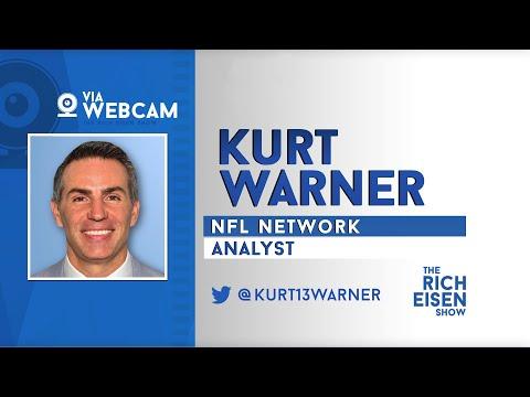 NFL Network's Kurt Warner Talks Brady, Cam, Jameis, Foles & More With Rich Eisen | Full Interview