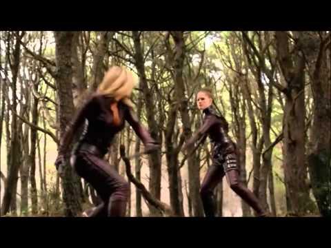 Multifandom-Badass Ladies- One Woman Army