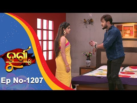 Durga | Full Ep 1207 | 20th Oct 2018 | Odia Serial - TarangTV