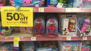 Hurry 50 75% Off Walgreens Christmas Clearance