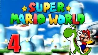 Super Mario Advance 2 - Super Mario Word Part 4: Muttermilch ist gut