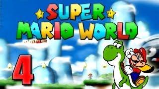 Super Mario Advance 2 - Super Mario Word Part 4: Muttermilch ist gut