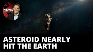 Car-sized asteroid misses Earth, NASA confused