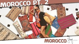 Argan Oil, the Medina and More! | Morocco Shaycation Part 2