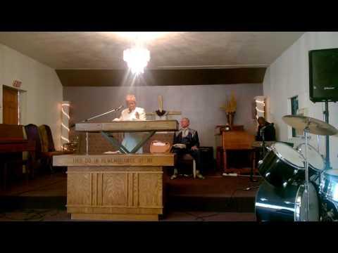 Gospel Message Elect Lady Alice Coleman Pt 2