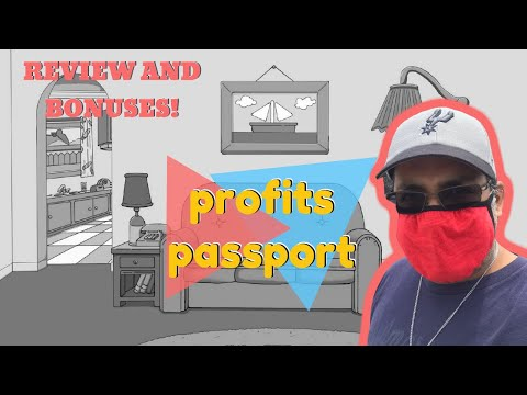 Profits Passport Easy1Up Review REAL Bonuses  👉972-275-NICK (6425)