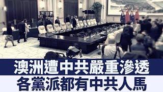 澳媒:中共「以商圍政」影響澳洲政策|新唐人亞太電視|20190823