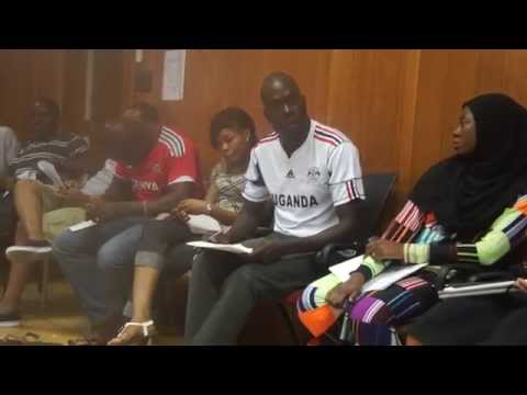 The End Of Poverty (?) Film Discussion with 25 YALI Washington Fellows pt 4