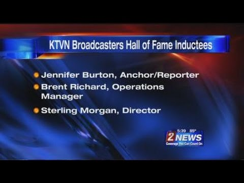 7/27 - 5:30pm - Nevada Broadcasters Hall of Fame in Las Vegas
