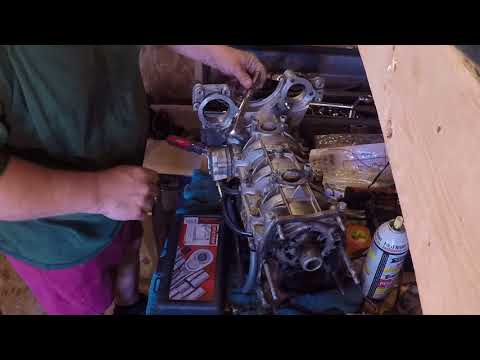 Mercury Outboard Thunderbolt 500 50 HP Part 14