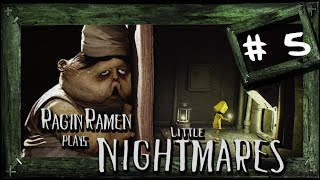 Overcomplicate Much? | Little Nightmares EP5 Lets Play
