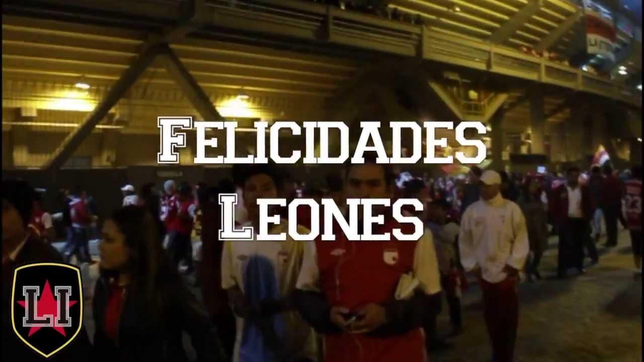 Los leones rugen en la Libertadores por LIBRE INDIRECTO