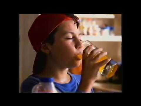 Cottees Cordial Commercial (1992) TV Ad 90s
