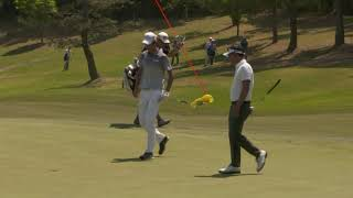 Panasonic Open Golf Championship Rd 3 highlights