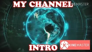 Easy Intro | Free Template | My channel Intro TrueTech| Kine master edits|