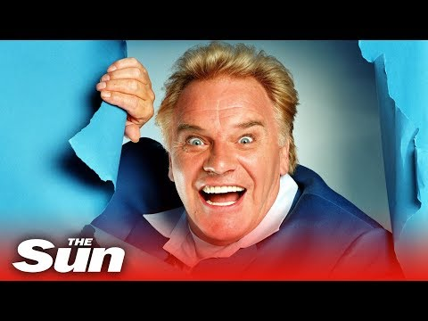 Freddie Starr dead - Montage of legendary comedian's iconic TV moments