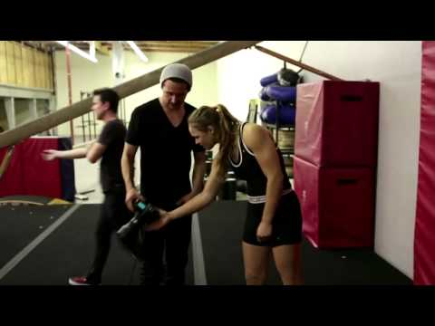 Strikeforce Rousey vs. Kaufman: Rousey UFC Magazine Shoot