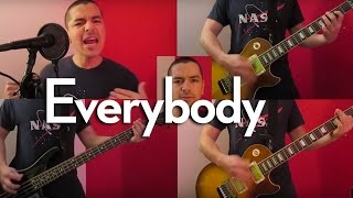 Everybody - Backstreet Boys (Hard Rock Cover) Full band cover