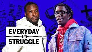 YBN Cordae Heat Check, Best Verses: Joyner vs. Logic, DaBaby vs. Thee Stallion | Everyday Struggle