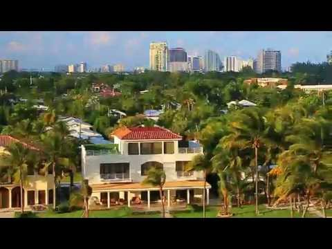 Waterfront Homes Of The Rich And Famous in Ft Lauderdale, Florida