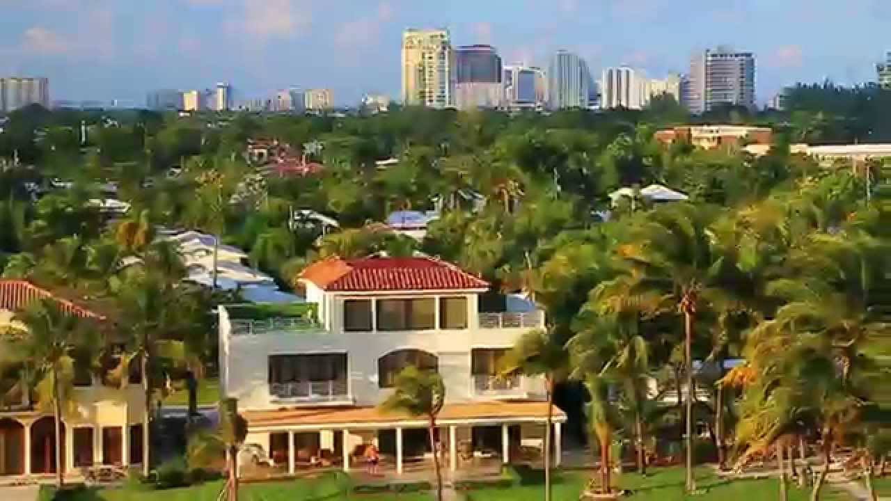 Fort Lauderdale Intercoastal Homes of the Rich and Famous ...