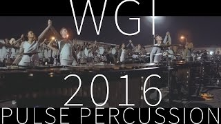 2016 Pulse Percussion FULL RUN @ WGI Finals [4K]