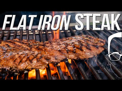 HOW TO COOK THE BEST STEAK EVER – MY ALL-TIME FAVORITE RECIPE | SAM THE COOKING GUY 4K