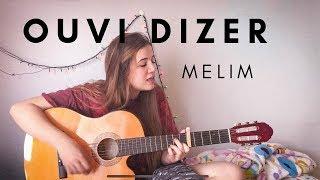 """Baixar """"Ouvi Dizer"""" Melim - (Cover) Elana Dara"""