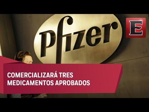 Pfizer adquiere derechos de analgésicos AstraZeneca