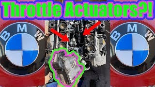 Every BMW Owner Needs This! - M3/5/6 Throttle Actuator Rebuild