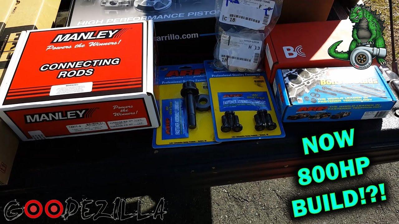 R32 GTR 800HP BUILD!?! RB26 to the Machine Shop