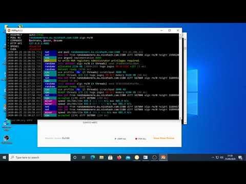 CPU Mining Bitcoin   CPU Mining Coin 2020   CPU Mining Software