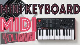 Maybe the best MIDI Controller? - AKAI Professional MPK Mini MKII