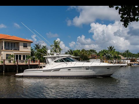 2003 Tiara 50' Open BETTER ADVICE - For Sale With HMY Yachts