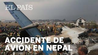 Accidente de avión en Nepal | Internacional