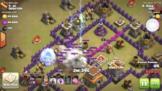 [Glitch] Clash of Clans Glitch of Bolt Bolt Quake