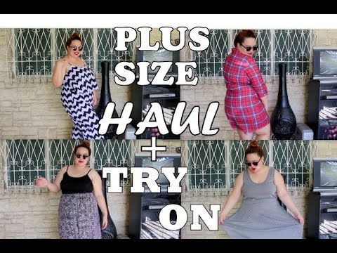 Plus Size Haul Try On Great Deals Philippines