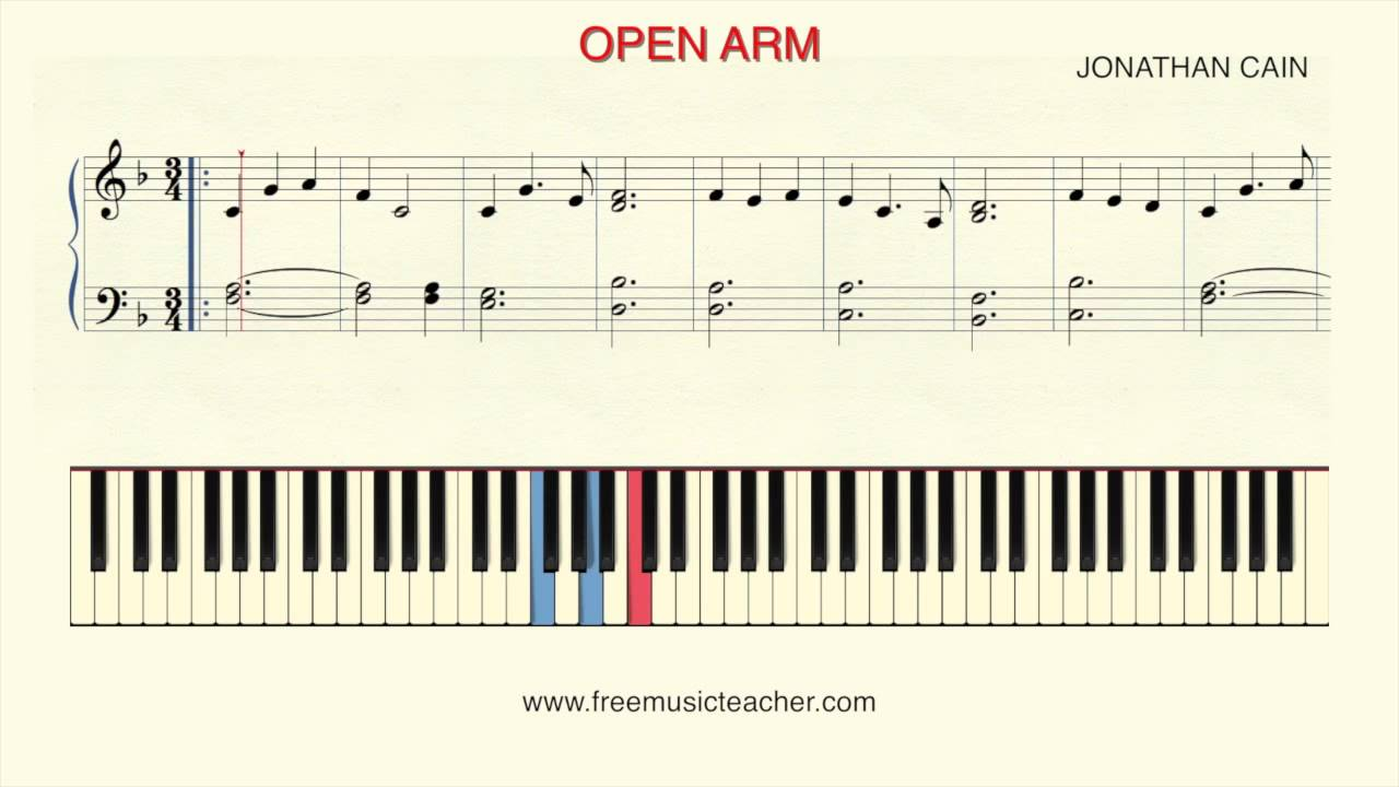 How to play piano open arms by tina turner youtube how to play piano open arms by tina turner hexwebz Images