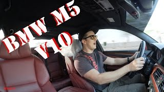 BMW M5 E60 V10 - Stage 3 - IPE Exhaust - SimonMotorSport - Folge 194